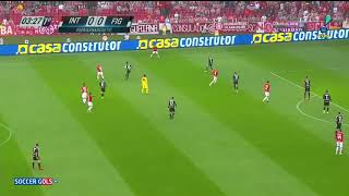 Inter 3 x 0 Figueirense - Narração Silvio Luiz - Rede TV