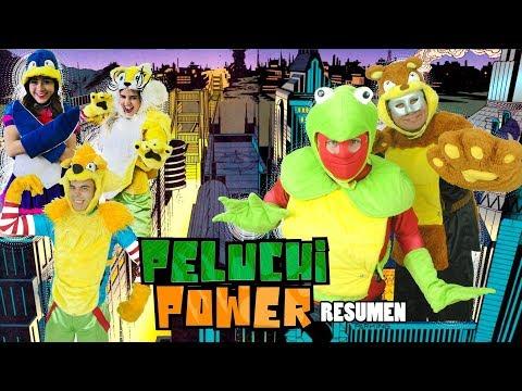 Peluchi Power Resumen Temporada 2 / Manito y Maskarin