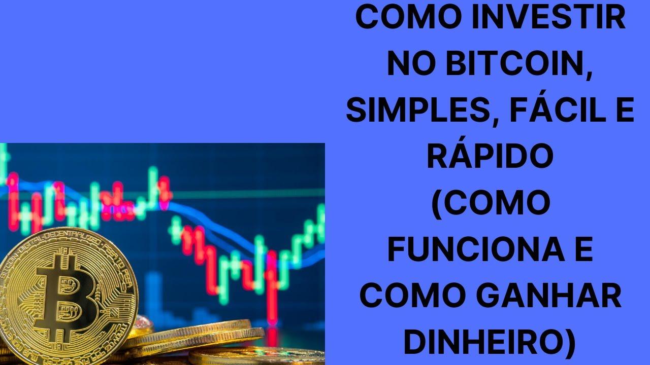 investimento fácil de bitcoin