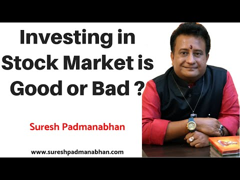 Investment in StockMarket in Tamil-Money Workshop by Suresh Padmanabhan
