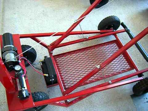 kart lift 2 youtube. Black Bedroom Furniture Sets. Home Design Ideas