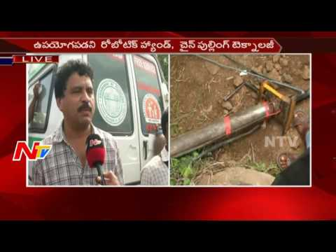 Rescue Operation Continue From 20 Hours || 18 Months Old Child In Borewell || NTV