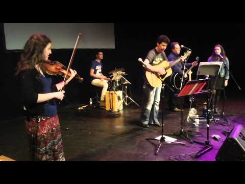 DEAN STAKER + BAND - LIVE @ LIMMUD CONFERENCE 2013