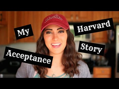 My Harvard Acceptance (Reaction) Story