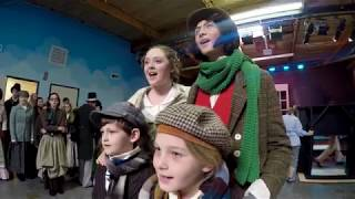 Scrooge  Rehearsal Promo TNT Scrooge Promo