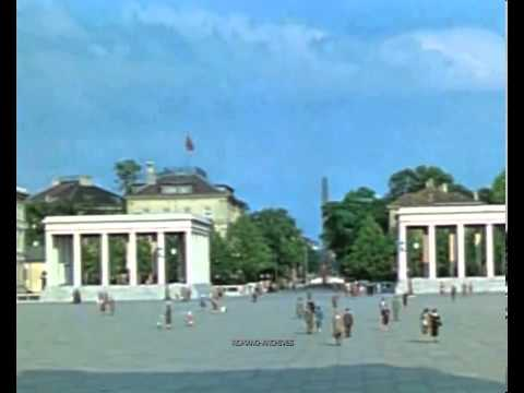 1939 Mythical Nazi Sites  The Ehrentempel in Munich