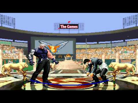 Cyber Rugal Vs Lori Yagami  The King Of Fighters 2002 : unlimited match  