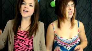 Sweet Dreams Beyonce cover (Jessica and Sierra)