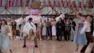 FROM GREASE MOVIE  GREAT DANCE