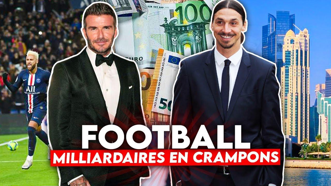 Download Footballeurs : milliardaires en crampons
