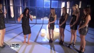 Germanys next Topmodel, Jorge läuft auf flachen Schuhen, Switch reloaded thumbnail