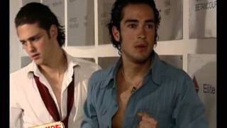 Mia le pega a Miguel porque se entera que estuvo con Sabrina