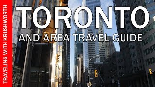Toronto travel guide; things to do in Toronto Canada Ontario | tourism video