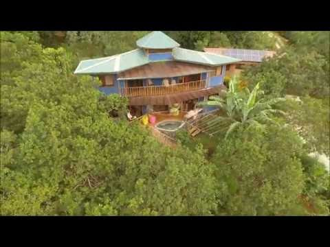 Home For Sale In Costa Rica Permaculture Eco Village - Casa Metamorphosis
