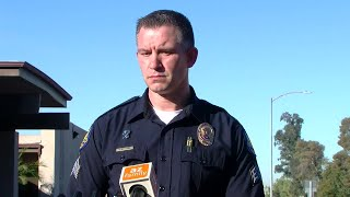 Phoenix PD give update on fatal shooting near 24th St and University