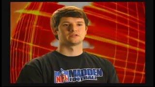 Madden NFL 05 Collectors Edition Bonus Material Short Film 3 Behind The Scenes Production Design