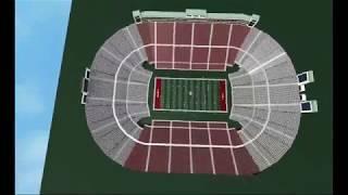 ROBLOX Rose Bowl Stadium Tour