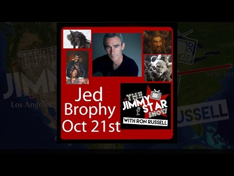 """The Lord Of the Rings"" Actor Jed Brophy 