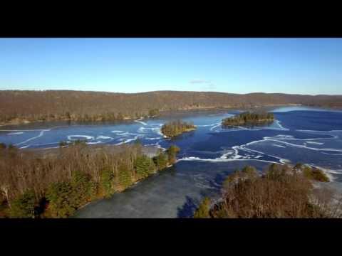 Lake Tiorati - Harriman State Park NY - 4K UHD