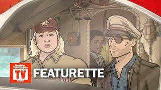 Archer: Danger Island Season 9 Featurette | Made In Georgia | Rotten Tomatoes TV
