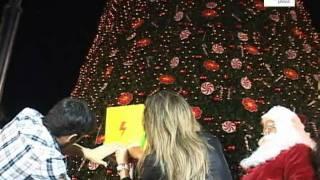 Encendido del Árbol de Navidad - Real Plaza Trujillo