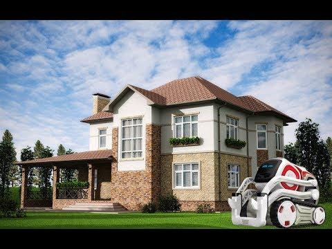 фото дом 6 x 6