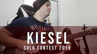 Kiesel Solo Contest 2019 - Cacá Barros #kieselsolocontest2019