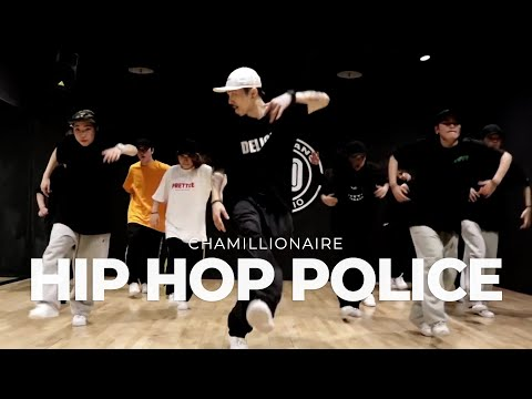 Chamillionaire  Hip Hop Police  Lee palm Choreography