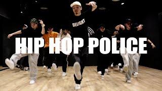 Chamillionaire - Hip Hop Police | Lee palm Choreography