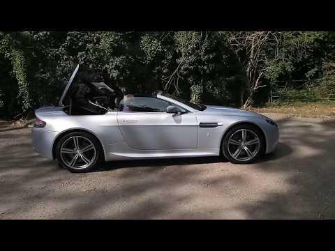 2008 Aston Martin Vantage N400 - Exterior Review