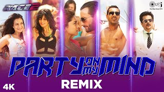 Party On My Mind Remix - Race 2 | Saif, Deepika, John, Jacqueline, Anil & Ameesha