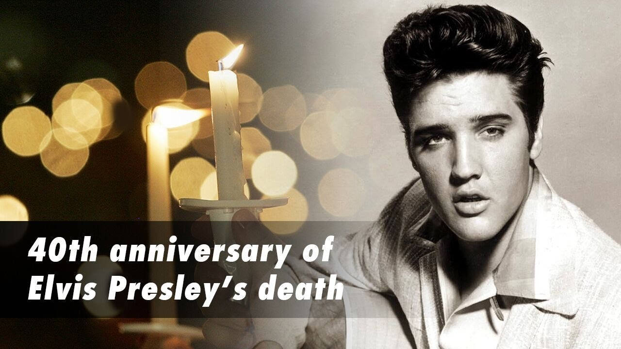 Elvis Presley fans mark 40th anniversary of his death