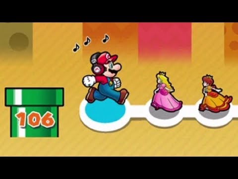 Super Mario Run - Remix 10 (New Year's Event)