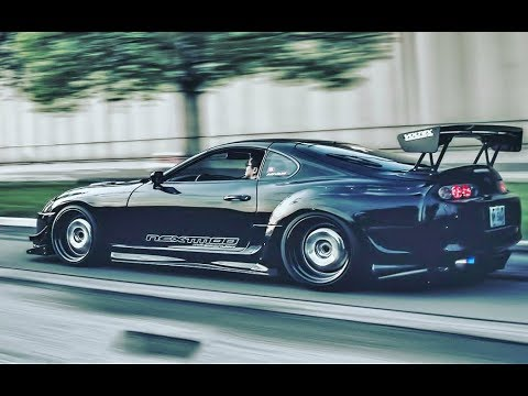 FAST GUYS - Illegal Street Drifting And Street Racing  Compilation 2017