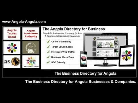 Angolan Business Directory, Business Guide for Angola