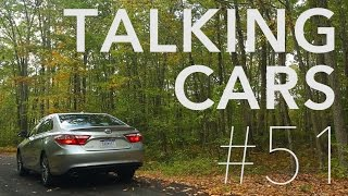 Talking Cars with Consumer Reports #51: Toyota Camry & Tesla News | Consumer Reports