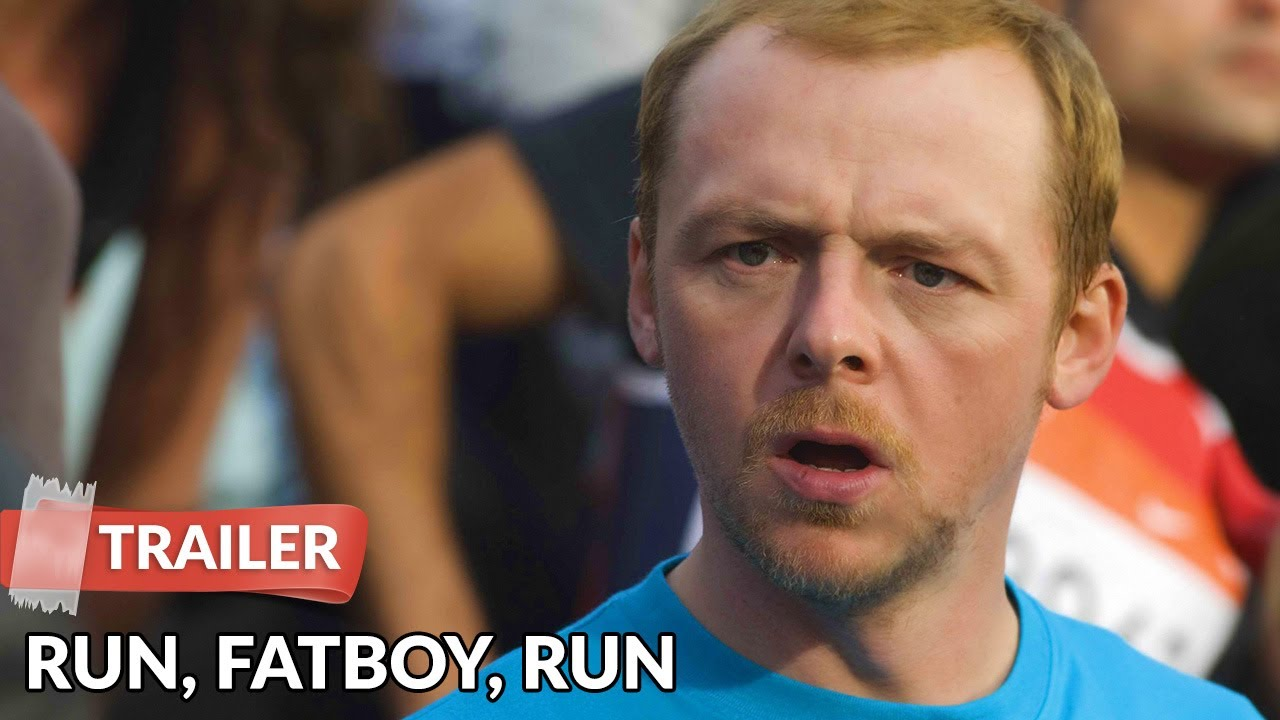 Run Fatboy Run 2007 Trailer Hd Simon Pegg Hank Azaria