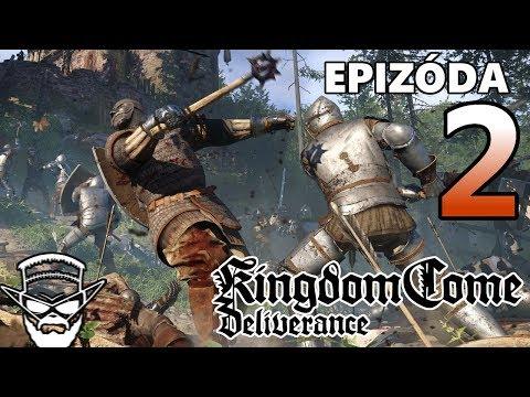 VŠICI SU MRTVÝ DEJVE !!! - Kingdom Come Deliverance / 1080p 60fps / CZ/SK Lets Play / # 2