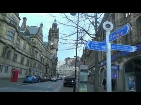 Sheffield, England, UK: Parks, Museums, Arts and Everything.