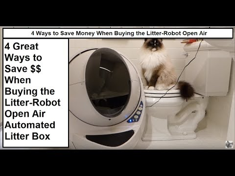 Buy Litter-Robot III: How To Save Money On A Litter-Robot 3 Without A Promo Code