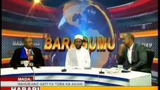 Mahusiano Kati ya Toba na Imani 27.05.2016 (01)