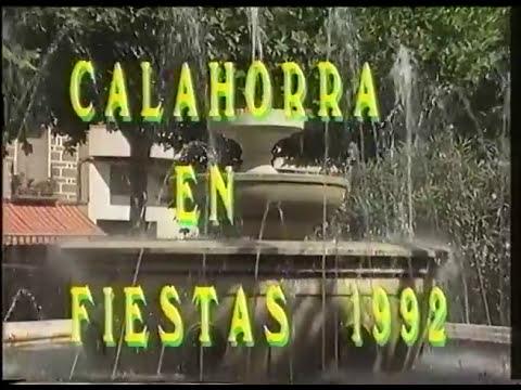 Calahorra Fiestas 1992.