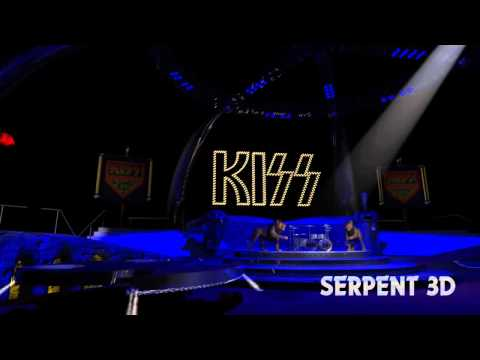 KISS - Monster Tour Stage
