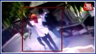 Miscreants Allegedly Shoot At  Shopkeeper In Bihar's Jehanabad