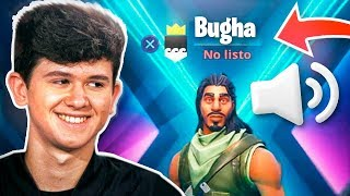I changed my name to BUGHA in Fortnite *and you won't believe what happened...*