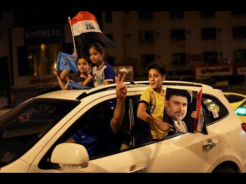 How Iraq election frontrunner Muqtada al-Sadr tapped widespread frustration