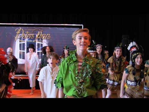 NJMT's Peter Pan: De waarheid achter de jongen die kon vliegen