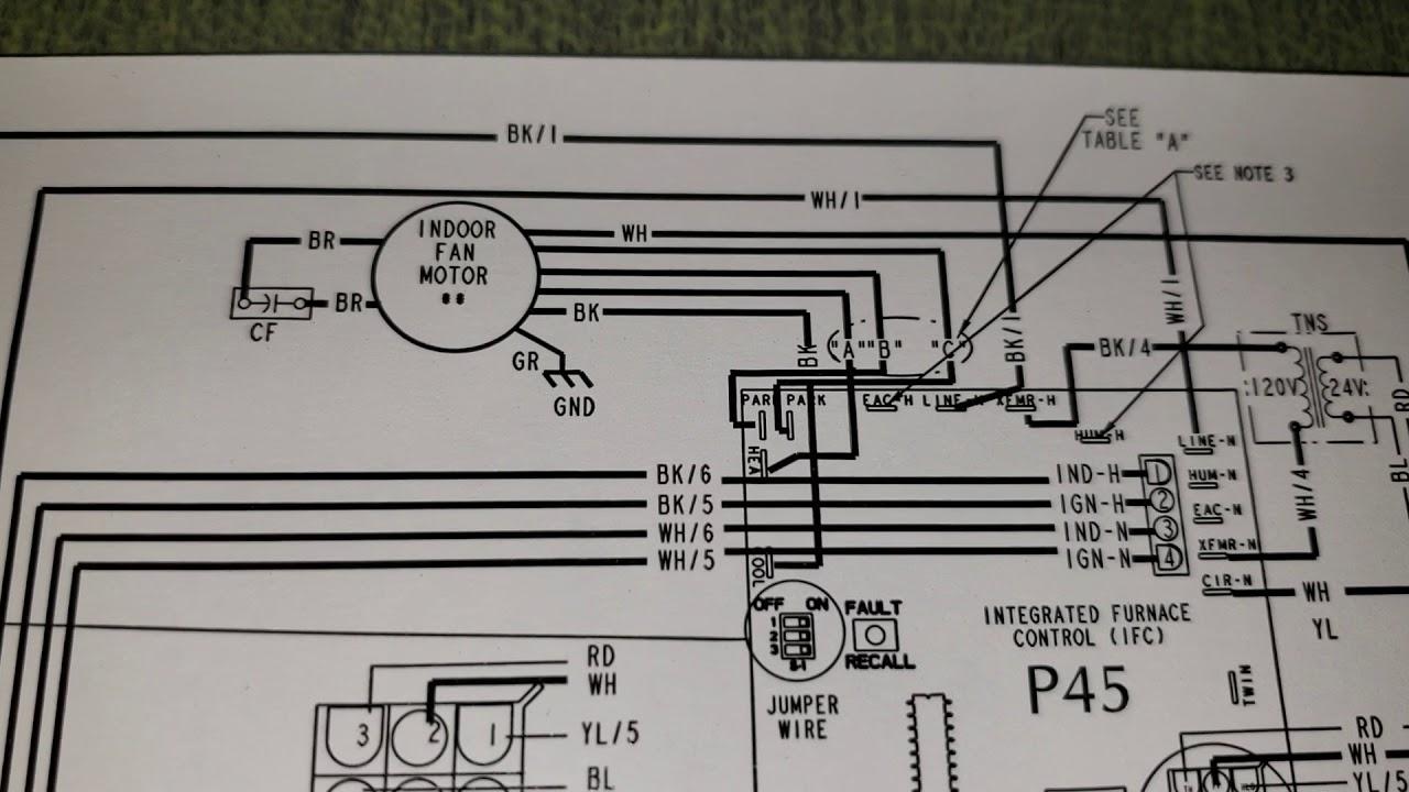 medium resolution of trane blower fan diagram wiring diagrams konsult trane blower fan diagram