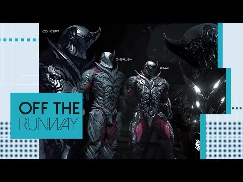 Warframe: Off The Runway - Palatine Rhino