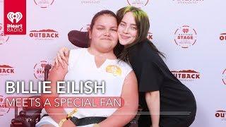 Billie Eilish Makes A Special Fan's Dream Come True!